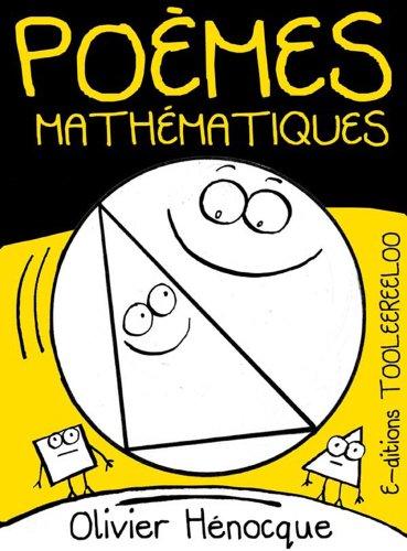 Couverture du livre Poèmes Mathématiques