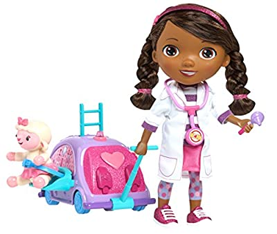 Doc McStuffins Walk 'N Talk Doc Mobile from Just Play