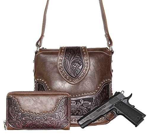 concealed-carry-tooled-messenger-purse-and-wallet-concealment-weapon-gun-bag-tooled-crossbody-bag-wi