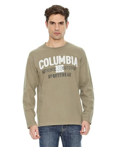 Columbia Camiseta Manga Larga Fremont Long Sleeve Tee Topo