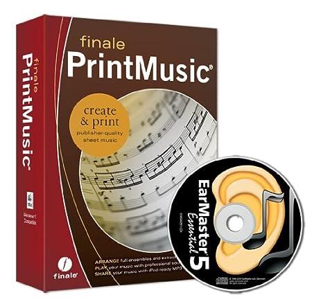 Finale PrintMusic 2011 - EarMaster Essential Bundle