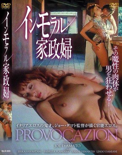 インモラル家政婦 [DVD] NLD-005