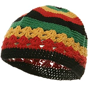 How to Make Rasta Tam Hats | eHow