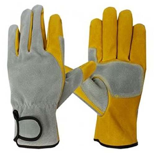 Handmax-Premium-Argon-Welding-Gloves-Thermal-Protection-Large-9-1-Pair