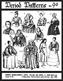 Women's Undergarments, Ruffs, Collars & Cuffs Pattern