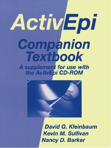 ActivEpi Companion Textbook: A supplement for use with...