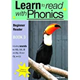 Learn To Read With Phonics, Book 3: 5by Sally Jones