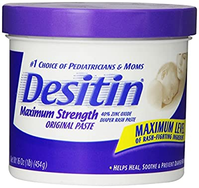 Desitin Maximum Strength Original Paste