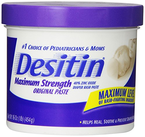 Desitin Maximum Strength Original Paste - 16 oz Jar