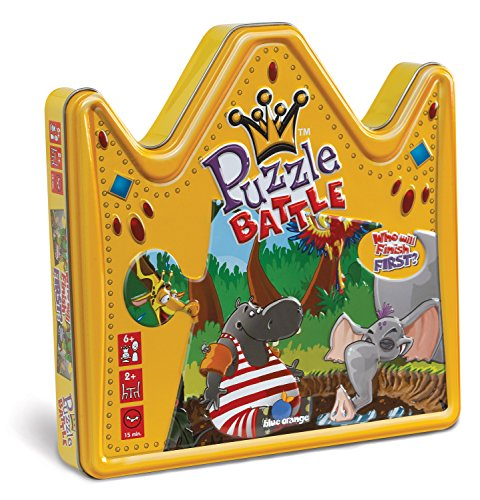 Puzzle Battle - Jungle