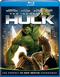 The Incredible Hulk [Blu-ray + DVD]