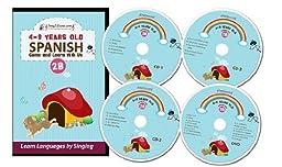 Sing2Learn Spanish-2B-combo Beginner I = Intermediate I