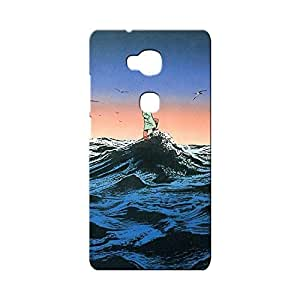 BLUEDIO Designer Printed Back case cover for Huawei Honor X - G1959
