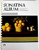 Sonatina Album For The Piano ( Alfred Masterworks Edition )