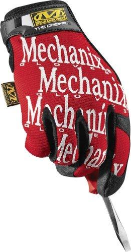 Mechanix Wear MG-02-010 Original Glove, Red, Large