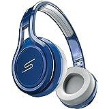 SMS Audio STREET by 50 Cent On Ear Headphones - Blue