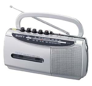 SONY ラジオカセットコーダー E5 シルバー CFM-E5/S