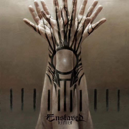 Riitiir by Enslaved (2012) Audio CD