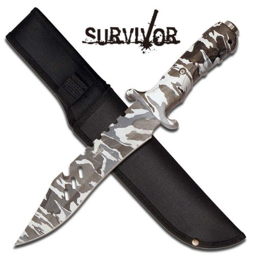 Custom Made Survival Knives