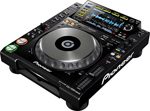 Pioneer CDJ-2000-NXS Digital DJ Turntable (Pioneer Cdj 2000 compare prices)