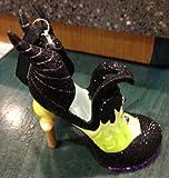Disney Parks Sleeping Beauty Maleficent Shoe Figurine Ornament NEW