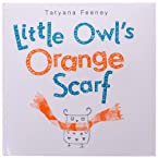 Little Owl's Orange Scarf Book