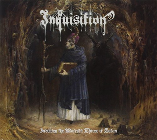 Invoking The Majestic Throne Of Satan (Ltd. Digi) by Inquisition