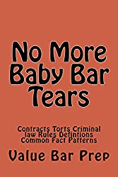 No More Baby Bar Tears- A Jide Obi Law book