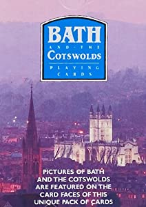 Neil Macleod Prints and Enterprises Ltd Bath and Cotswold Playing Cards