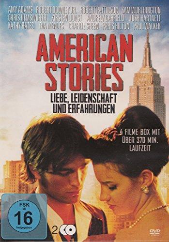 American Stories : Heroes & Demons - Guilty Hearts - American Breakdown - Liebe oder lieber doch nicht (2 DVD)