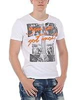 M.O.D Camiseta Manga Corta (Blanco)