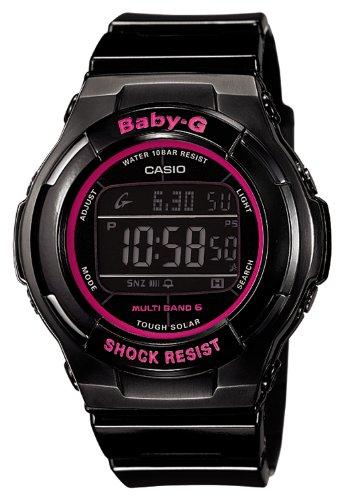Casio Baby-G Tripper Tough Solar Radio Controlled Watch Multiband 6 BGD-1310-1JF Women's Watch