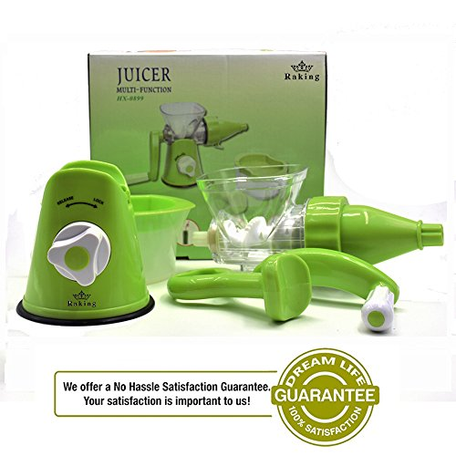 Fruit fresh juicer machines