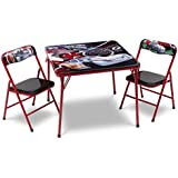 Disney Cars Metal Table and Chair Set