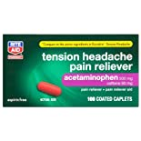 Rite Aid Tension Headache Pain Reliever 100ct
