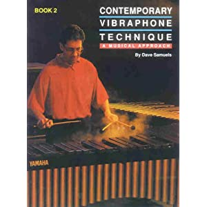 Amazon.com: Contemporary Vibraphone Technique, Book 2 ...