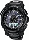CASIO watch PROTREK Purotorekku TOUGH TOUGH MVT tough solar radio clock MULTIBAND6 PRW-5000YT-1JF Men