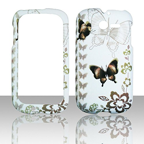 2d-black-butterfly-huawei-ascend-y-m866-tracfone-uscellular-case-cover-hard-phone-case-snap-on-cover
