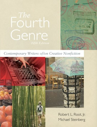 The Fourth Genre: Contemporary Writers of/on Creative...