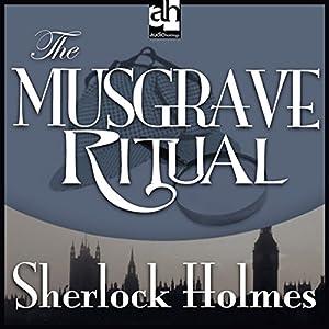 Sherlock Holmes: The Musgrave Ritual Audiobook