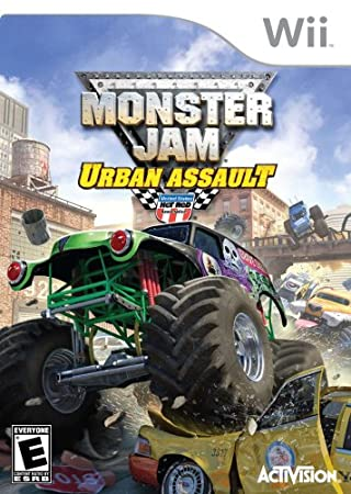 Monster Jam : Urban Assault for Nintendo Wii