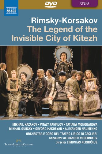 Rimsky-Korsakov: TheLegend of the Invisible City Of Kitezh (NAXOS 2110277-78) [DVD] [2011] [NTSC]