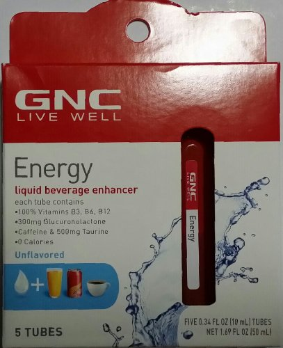 Gnc Live Well Energy