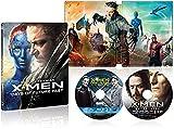 X-MEN:ファースト・ジェネレーション+フューチャー&パスト ...[Blu-ray/ブルーレイ]
