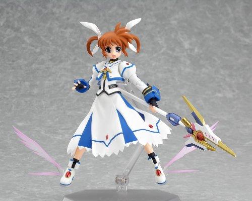 Magical Girl Lyrical Nanoha : Nanoha Takamachi The Movie 1st Ver. Figma Figure