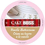 Cake Boss Single-cup Coffee for Keurig K-Cup Brewers, Vanilla Buttercream, 24-count