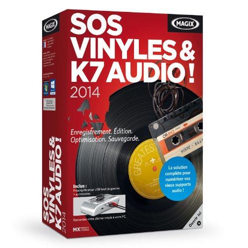SOS vinyles et K7 audio 2014!