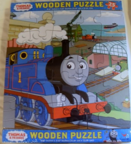 Thomas and Friends Wooden Puzzle - 1