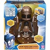 Doctor Who Dalek Security Patrol Ship - Includes Dalek Pilot and Working Cannon