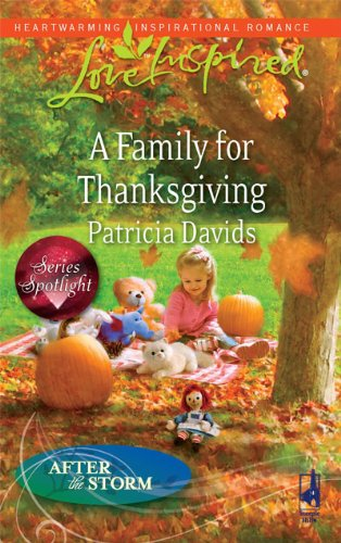 Image of A Family for Thanksgiving (Love Inspired)